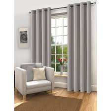 the mali thermal blackout eyelet curtain sized 46x72 living room with regard to grey curtains plans