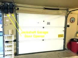 garage door opener side mount.  Door Enchanting Liftmaster Side Mount Garage Door Opener 3800 Residential  Jackshaft Inside N