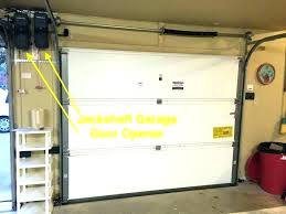 enchanting liftmaster side mount garage door opener 3800 residential jackshaft