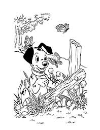 Small Picture Dalmatians Coloring Pages Dalmatians Coloring Pages Disney Color