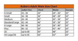 Rubies Size Chart Rubies Mens Godzilla King Of The Monsters Adult Inflatable Costume