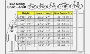 Bike Frame Size Chart Trek Oceanfur23 Com