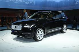 volvo xc90 2015 release date. new volvo xc90 revealed xc90 2015 release date n