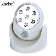 brite plug night light automatic mini bright led lamp  degree led night light motion sensor b