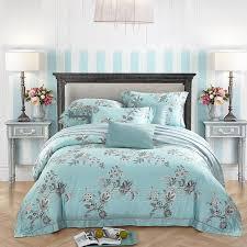 100 cotton bedding sets.  100 60 Yarn Tencel Fabric Bed Sheet Linen Four Pieces Bedding Set 100  Cotton FabricFlower Designs Blue Color Car Childrenhood Memor Sets  On 100