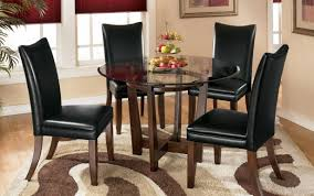 dining chairs cover lace glass tripod pub white and round cloth small wrought square table argos