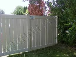 Vinyl Fencing Company in Michigan Vinyl Privacy Fence