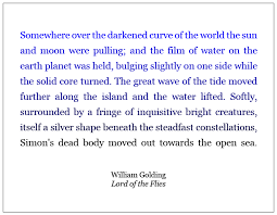 Lord Of The Flies Quotes Impressive Good Essay Quotes From Lord Of The Flies Coursework Help