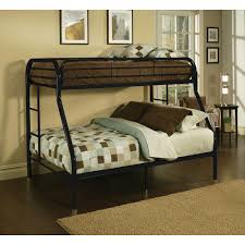 bunk beds for girls twin over full. Plain Over ACME Furniture Tritan Twin Over Full Metal Bunk Bed And Beds For Girls L