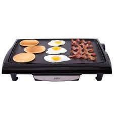 Non Stick Kitchen Appliances Sunbeamar 14 X 18 Inch Non Stick Electric Griddle Cksbgrfm20 033