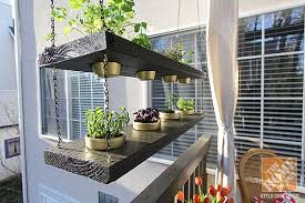 decorating ideas vertical gardens and hanging gardens