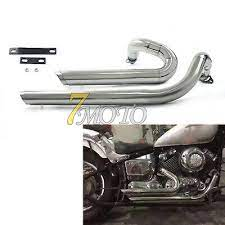 exhaust ler pipes full system fit