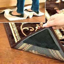 rug to carpet gripper rug tape rug anti slip tape reusable rug carpet corner mat grippers anti slip tape washable rug tape rug gripper