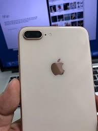 Bán - iPhone 8 Plus 64Gb -Gold - Imei đỏ
