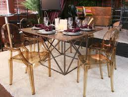 ghost chair ikea for your interior design idea traditional dining room design with wood dining