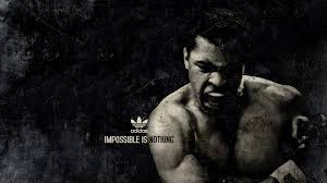 hd wallpaper ali boxing sport adidas