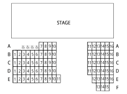Broad Theater Seating Chart Virginia Rep Theatre Gym Seating Chart