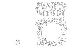 Print A Mother S Day Card Online Coloring Pages Printable Animals For Kids Cars Disney Pdf Free