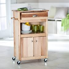 Image of: Microwave Cart With Storage IKEA