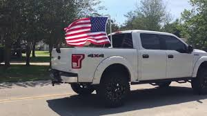 √ Pickup Truck Flagpole Mount, How to Fly a Flag From a Truck Bed ...