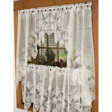 Lace Bedroom Curtains Decorating With Lace Curtains