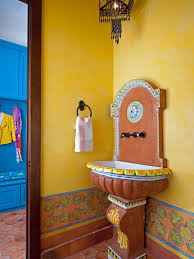Yellow Bathroom Bathroom Color And Paint Ideas Pictures Tips From Hgtv Hgtv