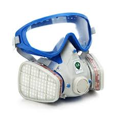 <b>silicone</b> full face respirator <b>gas mask</b> & goggles comprehensive ...