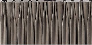Tailored-Pleat Drapery FREE SHIPPING