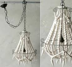 wood bead chandelier beaded chandelier dining room chandelier wood bead chandelier wood bead chandelier world market