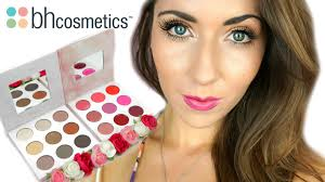 shaaanxo bh cosmetics palette chit chat grwm everyday natural makeup tutorial you