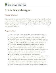 best photos of s manager job description sample s best photos of s manager job description sample s
