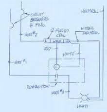 photocell lighting control diagram photocell image electrically held contactor wiring diagram images on photocell lighting control diagram