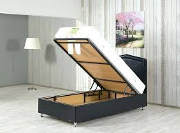platform beds with storage underneath twin bed modern rest black leather by80 beds