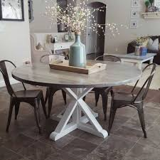 kitchen table round farmhouse trends with attractive pictures sets leaf best ideas on pertaining