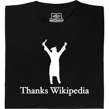 Wikipedia T Shirt Thanks Wikipedia T Shirt Getdigital