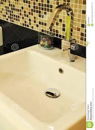 Modern Bathroom Taps Modern Bathroom Taps Stock Photo Image 68903607