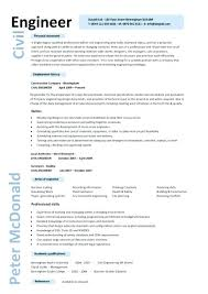 Entry Level Civil Engineer Resume Gorgeous Sample Civil Engineer Resume Dewdrops
