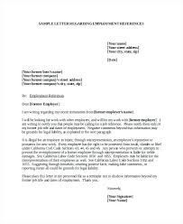 Writing A Recommendation Letter For An Employee Sample Of Recommendation Letter For Employee Sample Employment
