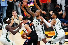NBA Finals: Bucks vs Suns, Game ...