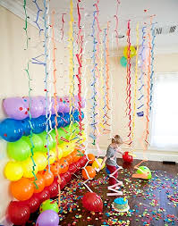 decorating with balloons balloon wall easy decorations and