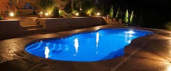 inground pools at night.  Night Garden Swimming  For Inground Pools At Night