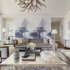 gray art deco living room with tree wallpaper on art deco living room wallpaper with gray art deco living room photos hgtv