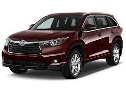 2015 Toyota Highlander Review, Ratings, Specs, Prices, and Photos ...