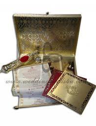 indian traditional wedding scroll box invitation all colors of indian wedding card wedding cards in delhi delhi wedding cards indian wedding invitation
