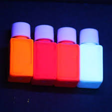 makeup party uv reactive blacklight performance pigment nightclub bright shine skin and fabric paint 4