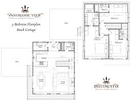 Open Floor Plans For Beach House Cool Beach House Floor Plans Beach Cottage Floor Plans