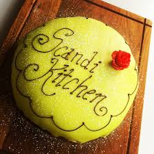Recipe Prinsesstarta Princess Torte Scandikitchen