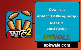 World Cricket Championship 2 Mod Apk 2 8 7 5 Obb Coins