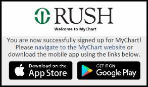 My Chart Rush Copley Medical Center Video Visit Road Home Program