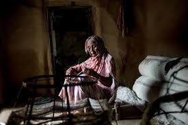 in india women are often forbidden from working outside of the home pictured above